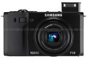 Срочно продам цивровой фотоаппарат samsung ex1