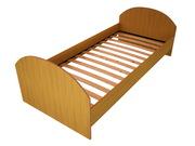 Металлические кровати для пансионатов,  кровати для детских лагерей.