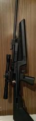 Пневматическая винтовка ИЖ-61