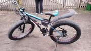Горный велосипед с 24 скоростями