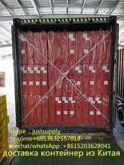Перевозки сборных грузов с китай до Душанбе с официольной,